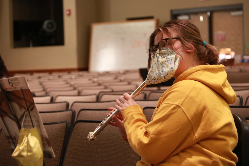 Music Programs Adapting to New Environment